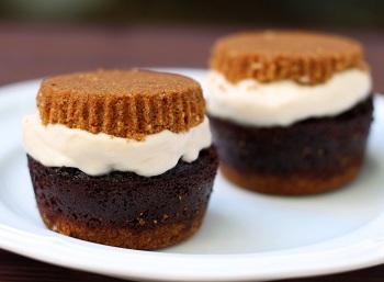Ice Cream Cupcake Contest: S'mores Cupcakes
