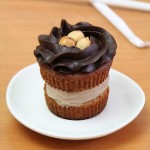 Ice Cream Cupcake Contest: Honey Hazelnut