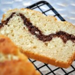 Marbled Coconut Bread