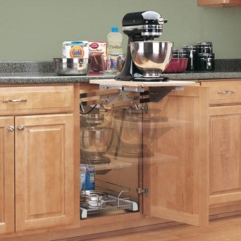 Rev A Shelf Mixer Lift