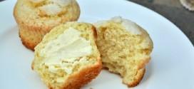 Orange Olive Oil Muffins