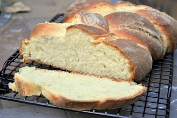 Sweet Onion Bread