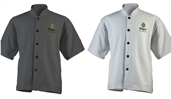 iRepel Home Men's Chef Shirts