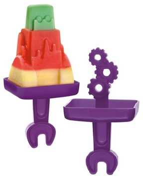 Cuisipro Robot Ice Pop Molds