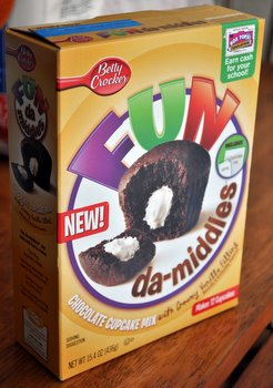 FUN da-Middles from Betty Crocker