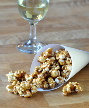 Double Gold Caramel Corn