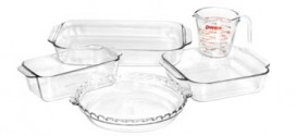 Consumer Reports notes increase in accidents involving glass bakeware