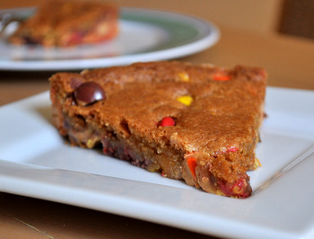 Autumn Cookie Torte