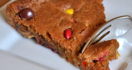 Autumn Cookie Torte