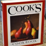 The Cook's Illustrated Cookbook giveaway!