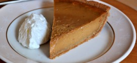 Brown Sugar Cardamom Sweet Potato Pie