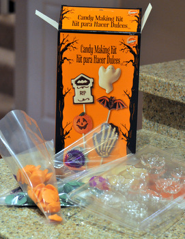 Wilton Halloween Candy Kit