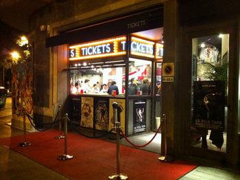 Ferran Adria's Tickets, Barcelona, Spain