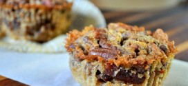 Impossible Pecan Pie Cupcakes