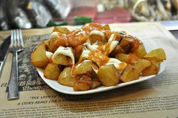 Patatas Bravas El Quim