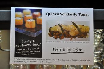 Solidarity Tapa