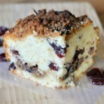 Cranberry Nut Coffee Cake