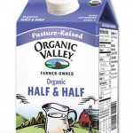 Half and Half carton