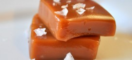 Homemade Sea Salt Caramels