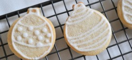 Classic Christmas Cutout Cookies