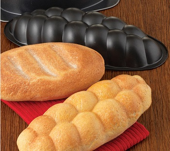 Kaiser Braided Loaf Pan
