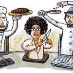 Online cooking schools