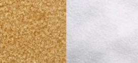 White sugar vs raw sugar in baking