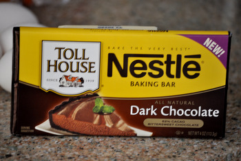 Nestle Toll House Dark Chocolate Baking Bar