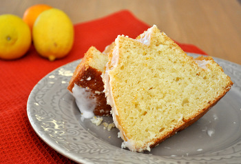 Citrus Lover's Bundt Cake