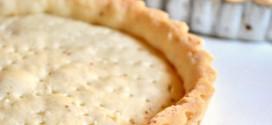 Vanilla Almond Tart Crust