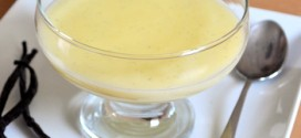 Vanilla Bean Pudding
