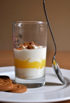 Lemon Mousse Verrine