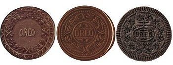 Oreo stamps, 1916-1924