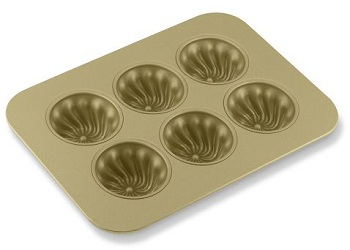Williams-Sonoma Nonstick Swirl Cupcake Pan