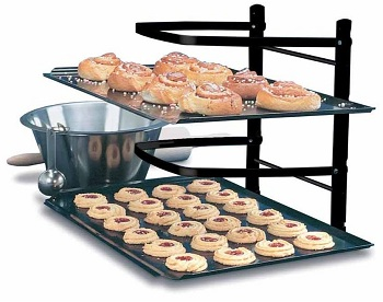 Baker's Tiered Rack