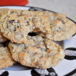 Tropical Oatmeal Cookies