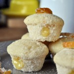 Mini Lemon Donut Muffins