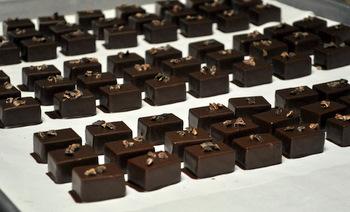 Cedric Chocolates at Fleur de Cocoa