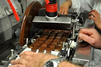 Chocolate Enrobing