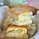 Rosemary Orange Biscuits