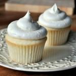 Yuzu Cupcakes
