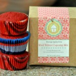 Vintage Bakeshop Red Velvet Cupcake Mix
