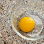 Leftover Egg yolk