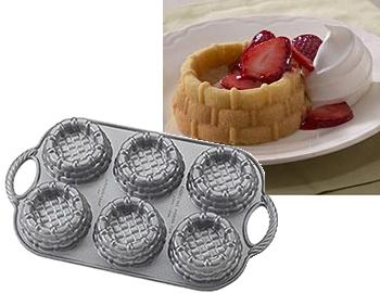 Nordicware Shortcake Baskets