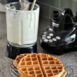 Blender Waffles