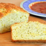 Cheddar Onion Quick Bread