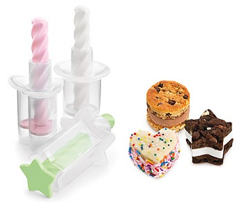 Cuisipro Mini Ice Cream Sandwich Presses