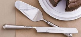 Small Talk Cake Server Set