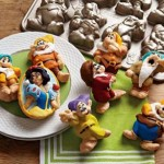 Snow White Cakelet Pan