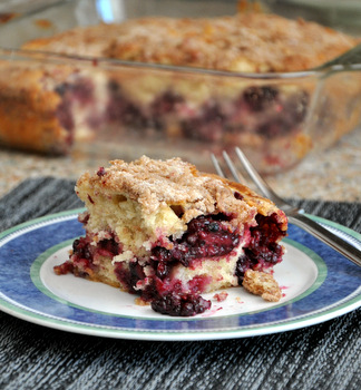 Blackberry Buckle